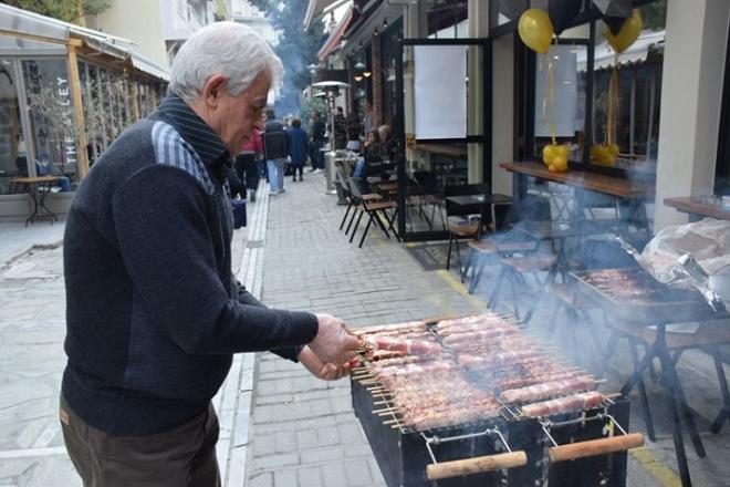 Tłusty Czwartek w Grecji
