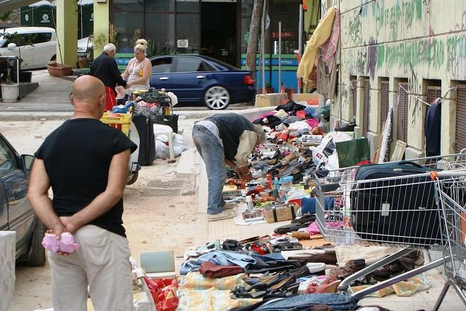 bazar w Pireusie