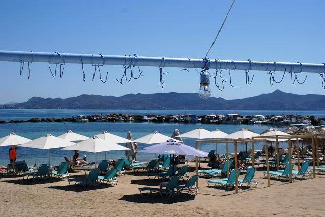 Plaża w Skala