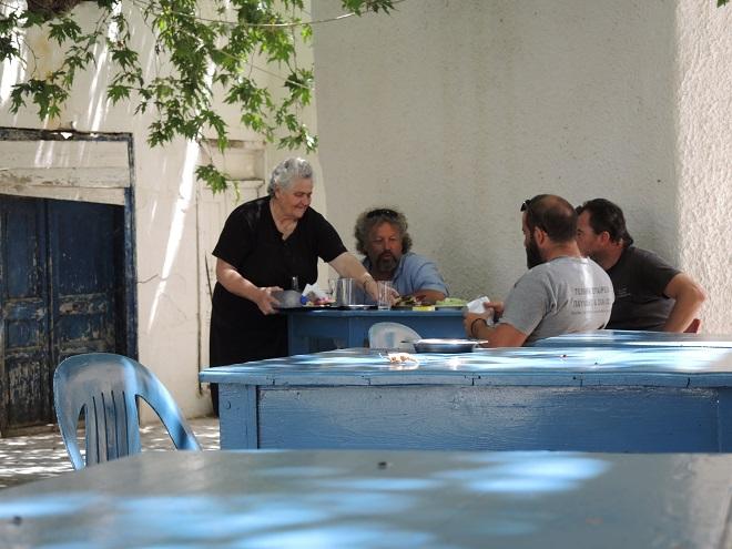 grecja wegetarianie