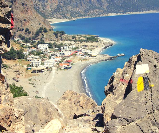 Agia Roumeli Kreta (4)