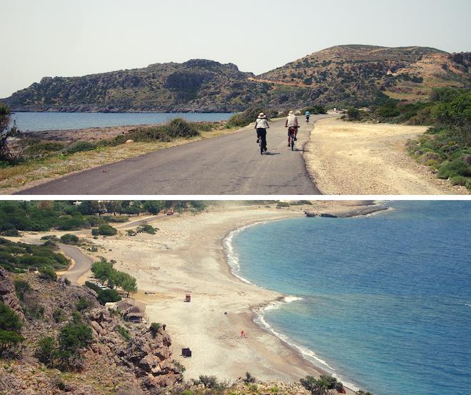 plaża Krios