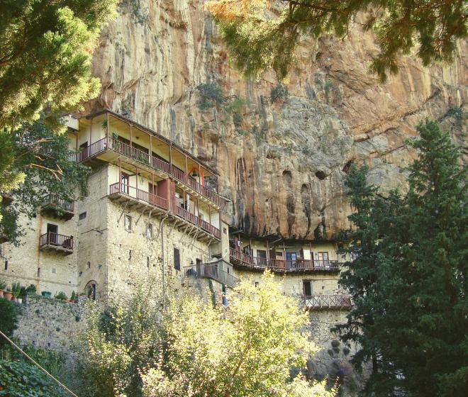 szlak menalon monastyr prodromos