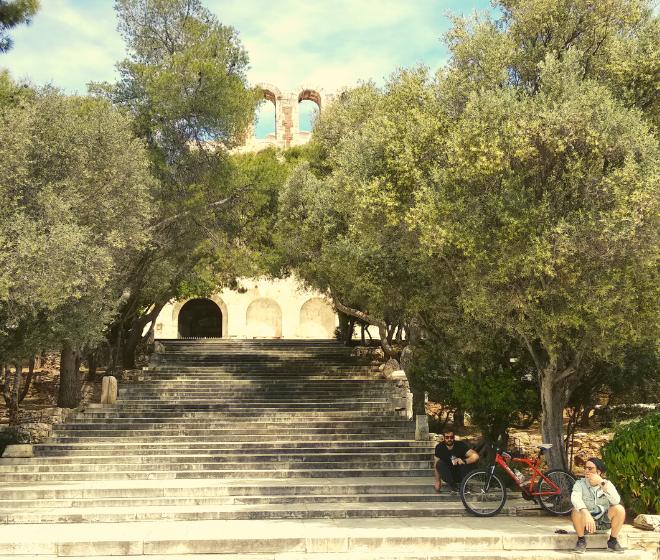 ateny na rowerze (2)