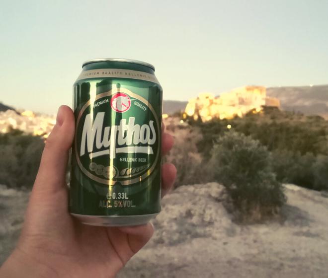 piwo w grecji